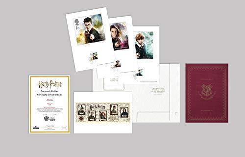 Harry Potter N6001 - Soporte para sellos