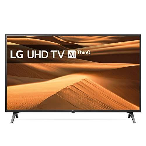 LG 49UM7100PLB Smart TV LED 4K AI Ultra HD 49', 4K Active HDR, Google Assistant e Alexa Integrati