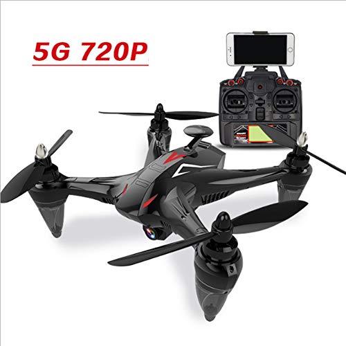 YFQH Droni Telecomandati,Versione WiFi FPV, Drone 720p con Telecamera Ad Alta Definizione, 5g per...