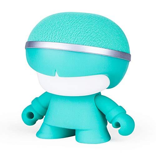 Xoopar Boy Mini Wireless Bluetooth Speaker with Superior Sound and Rich Bass (Mint)