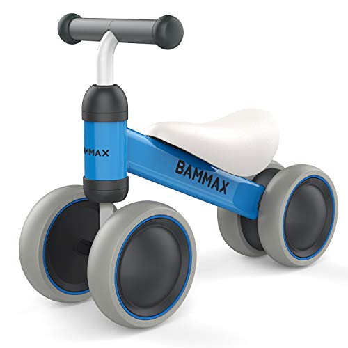 Bammax Bicicletta Senza Pedali Bicicletta Bambino Bicicletta Equilibrio Baby Balance Bici Push Bike...