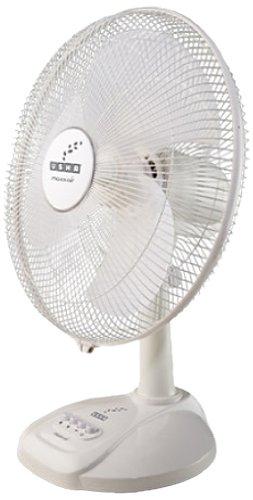 Usha Maxx Air 400mm 55-Watt Table Fan (White)