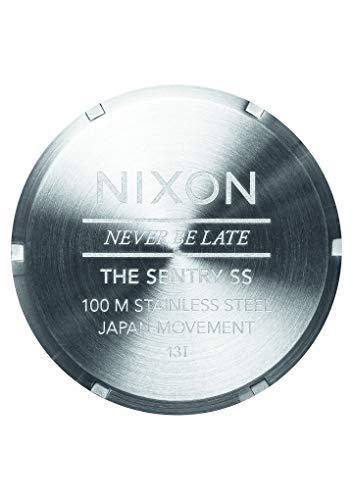 Nixon Analogico Quarzo Orologio da Polso A356-1258-00