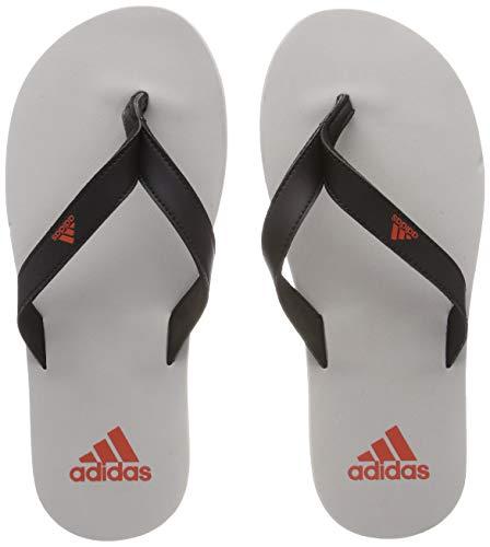 adidas Eezay Flip Flop Scarpe da Spiaggia e Piscina Uomo, Nero (Core Black/Raw Amber/Grey Two F17),...