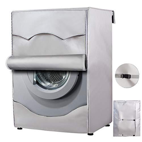 Mr.You Copertura Lavatrice per Esterno per Le lavatrici & Asciugatrice Coprilavatrice di Spessore...