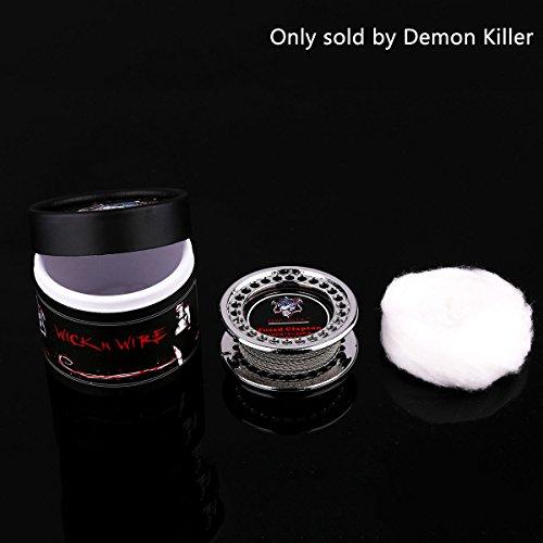 Demon Killer E Zigarette Vape Fused Clapton Draht, DIY Heating Coil ...