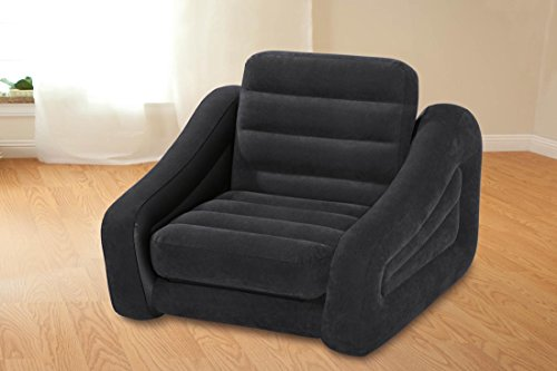 Intex Furniture Inflatable Pull Out Chair and Sofa Bed