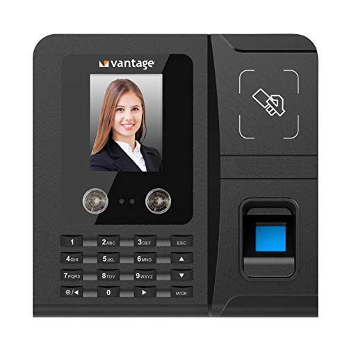 Vantage|Face Recognition Access Control|VV-BS550FR-CABT5/Biometric Access Control