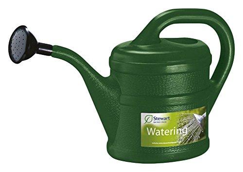 Geli Kunststoff-Gießkanne 2l grün ohne Aufsteckvorrichtung, 702 002 01
