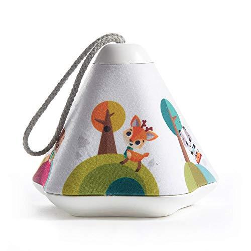 Tiny Love Tiny Dreamer Proiettore di Stelle con Luce Notturna e Sensore del Pianto che Attiva la...