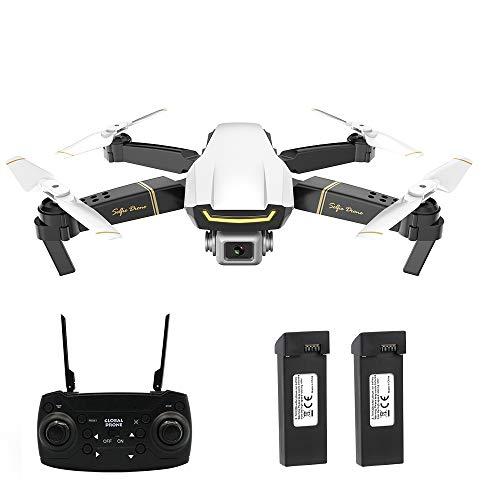 Goolsky Global Drone GW89 RC Droni con Fotocamera 1080P WiFi FPV Gesture Foto Video Altitude Hold...