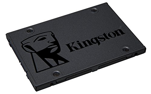 Kingston SSD A400 - Disco duro sólido, 2.5',...