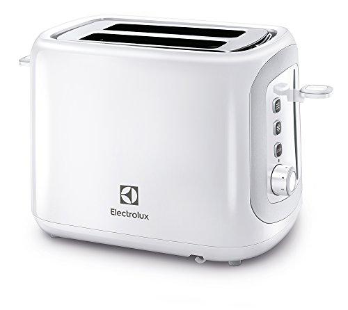 Electrolux EAT3330 Tostapane Automatico, 940 W, plastica, Bianco