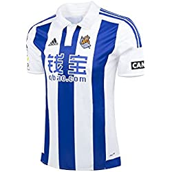 adidas - Camiseta 1ª equipación Real Sociedad 2015-2016