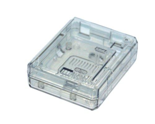 41wLq9YY9iL - SB Components Uno R3 Case Clear - Caja para Arduino Uno R3, Transparente
