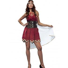 Disfraz de Guerrera para mujer. Talla M-L