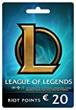 League of Legends €20 Carte-cadeau prépayée (2800 Riot Points)