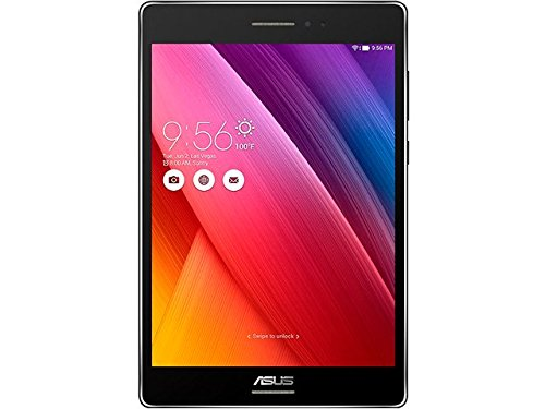 """ASUS ZenPad S 8.0 Z580CA  (8""""/クアッドコア/4GB RAM/32G) (Black ブラック 黑) [並行輸入品]"""