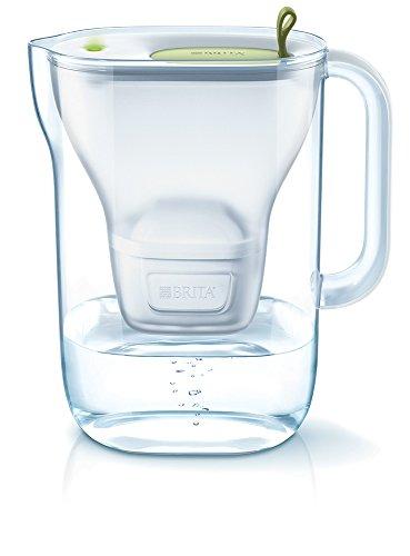 Brita Style 2.4L water filter jug (soft lime) (1 month of Brita Maxtra+) (1 cartridge)