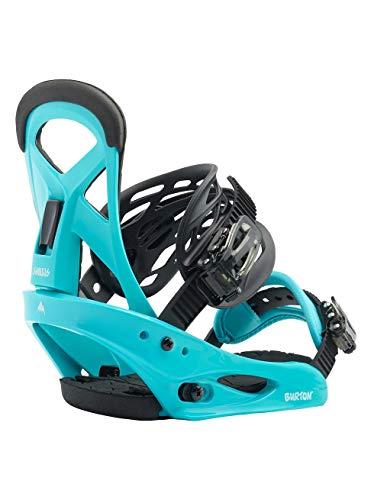 Burton 10575105412, Attacchi Unisex Bambino, Surf Blue, S