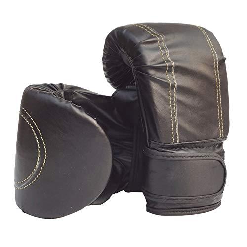 Ebestus Guantoni Boxe Unisex, MMA Boxe Guantoni Muay Thai Combattimento Addestramento Pugno Guanti,...