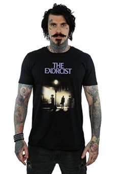 The Exorcist Hombre Classic Poster Camiseta