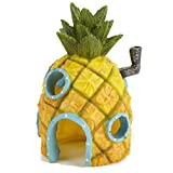 Pet Ting SpongeBob Ananas House Fish Tank Decoration Ornamento