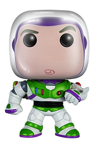 Toy Story POP! Disney Vinyl Figura 20th Anniversary Buzz Lightyear 9 cm