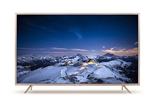 TCL 109.3 cm (43 inches) L43P2US 4K UHD LED TV (Golden)