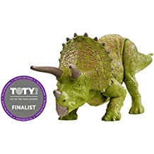 Jurassic World Battle Damage Triceratops Dinosaurio de Juguete Mattel FNB38