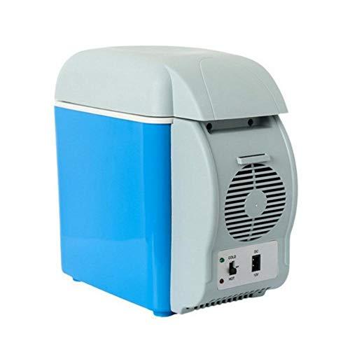 HEIRAO Mini Frigorifero Auto per Auto, congelatore Elettrico Portatile per congelatore Esterno per...