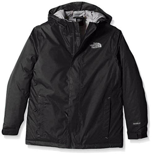 The North Face, Y Snow Quest Jkt, Giacca, Bambino, Nero (Tnf Black), M