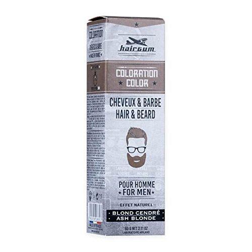 Tinta barba capelli/capelli Nº 6.1 Biondo Ash 60