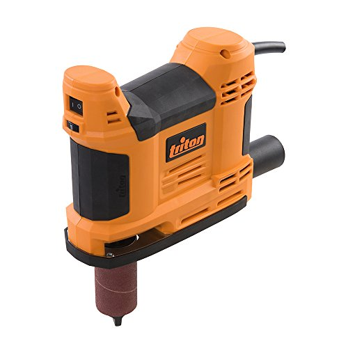 Triton 949538Tellerschleifer Oszillierende Spindelschleifmaschine Kompaktkamera, 650W