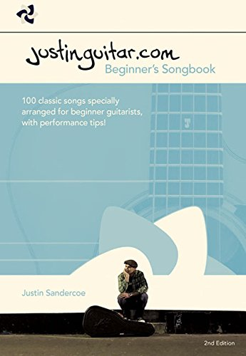 The Justinguitar.Com Beginner's Songbook (Easy Guitar With Notes & Tab)