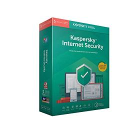 Kaspersky Internet Security 2019 (5 Postes / 1 An)|2019|5 appareils|1 AN|PC/Mac/Android|Téléchargement