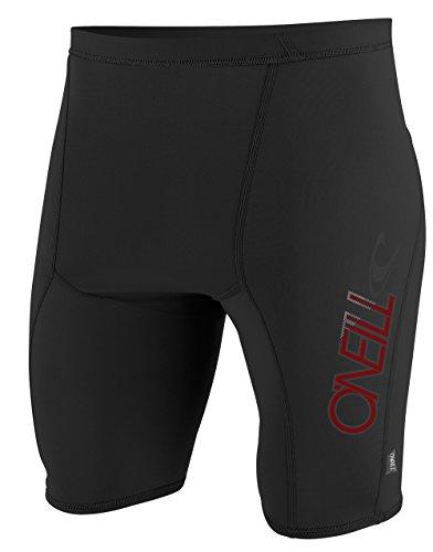 O' Neill Wetsuits Pantaloncini da Uomo Protezione UV Skins, Uomo, UV Schutz Skins Shorts, Nero, M