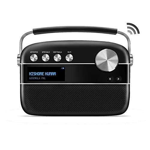 Saregama Carvaan 2.0 Portable Digital Music Player (Classic Black)