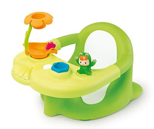 Smoby 110615Cotoons del bambino Seggiolino per vasca da bagno, Verde