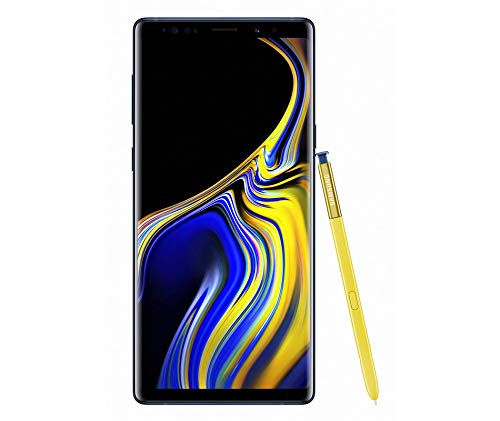 "Samsung N960 Galaxy Note 9 - Smartphone de 6.4"" (Octa-Core, RAM de 6 GB, memoria de 128 GB, cámara de 12+12 MP, Android 8.1) color azul [version español]"