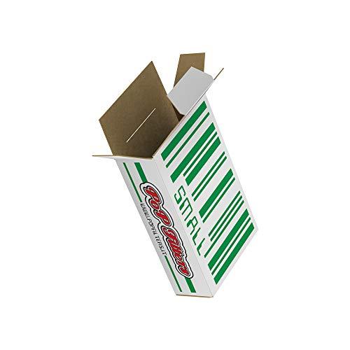 Astucci Vuoti per Distributore Automatico Modello Small, 88x54x23 mm -250 pezzi- PoP Filters