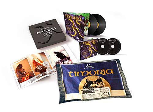 Viaggio Senza Vento, 25° Anniversario, Box 2CD + 2LP in Vinile Nero + Book + Poster