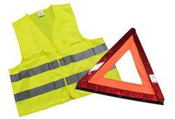 KIT Gilet Triangle Sécurité Homologué HORY Liste de prix