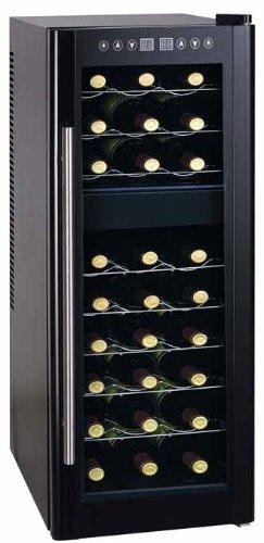 Cantinetta - frigo vino 27 bottiglie a doppia temperatura - NUOVO MODELLO 2018 - 5 anni di garanzia!...