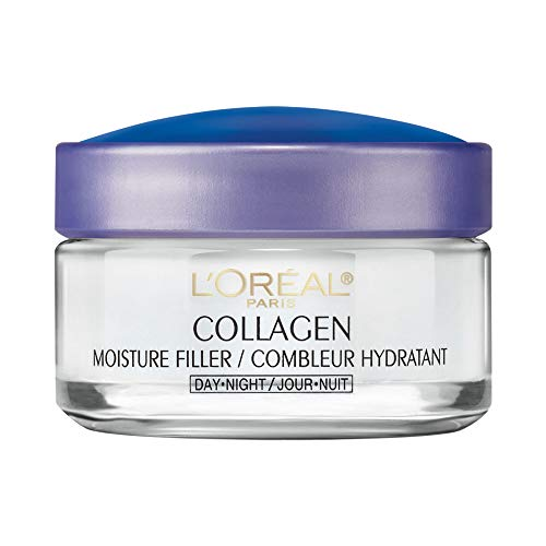 L'Oreal Paris Collagen Moisture Filler Day/Night Cream 1.7 Fluid Ounce