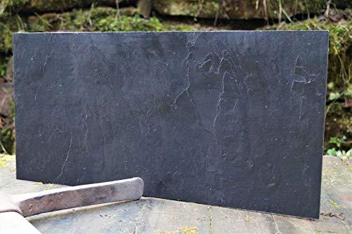 4 in 1 lavagna magnetica (muro magnetico, lavagna, lavagna, murale), in pietra naturale con 1...