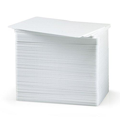 Tessere in PVC –bianche, vuote, CR80, 760micron