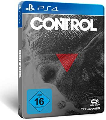 Control Deluxe Edition - Future Pack - [PlayStation 4]