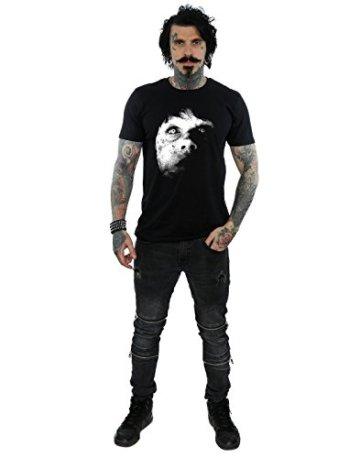 The Exorcist Hombre Regan Demon Face Camiseta 7
