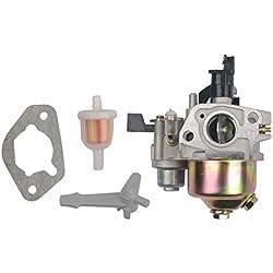Beehive Filter carburador Carb con junta de sellado, conducción de gasolina, Filtro de combustible para Honda GX1605.5hp GX20016100-ZH8-W61
